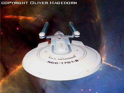NCC - 1701 - B