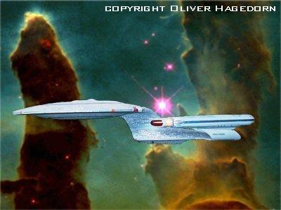 NCC - 1701 - D